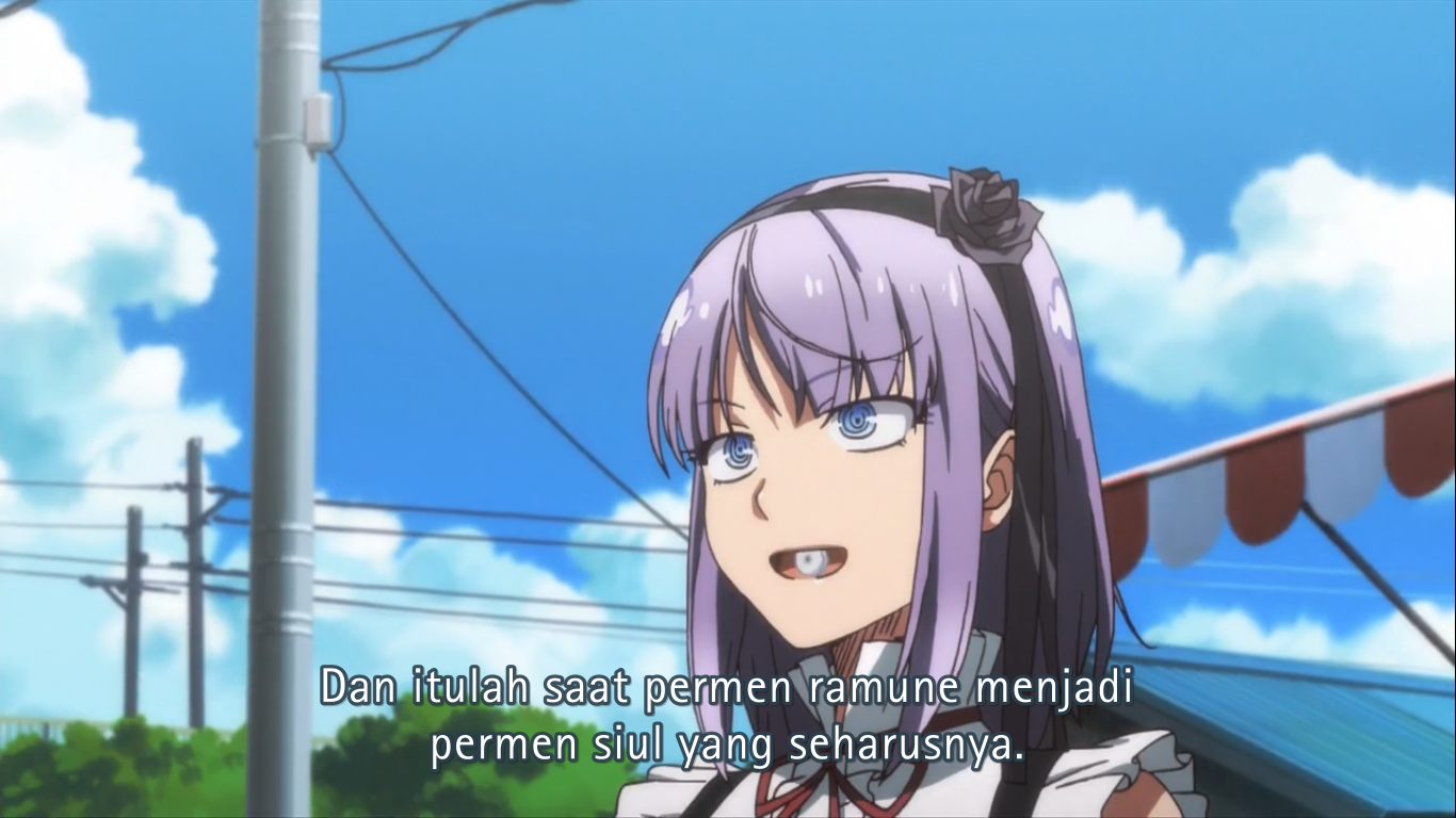 Download Anime Dagashi Kashi 720p Episode 2 Sub Indonesia
