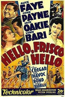 Watch Hello Frisco, Hello Full-Movie Streaming