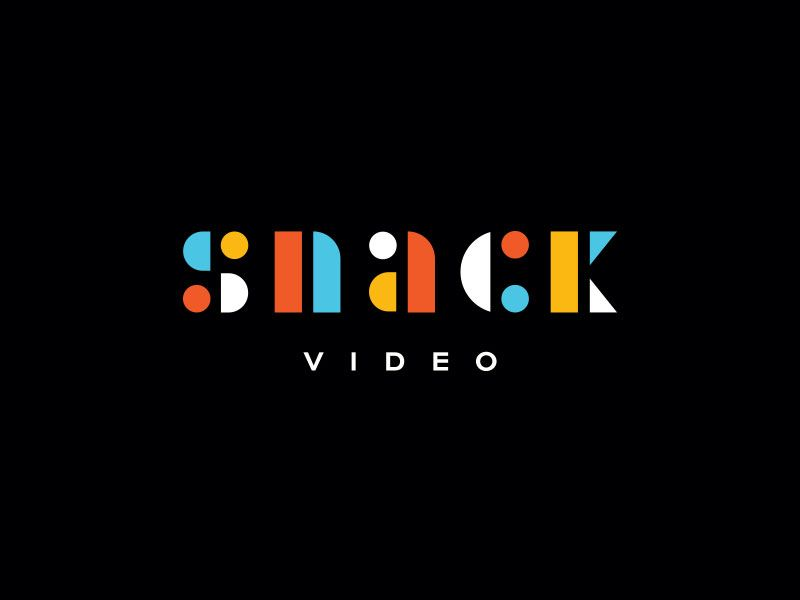 Snack Video Logo Startup Logo Clever Logo Design Education Logo Design