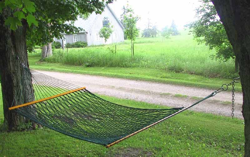 Weave Your Own Hammock