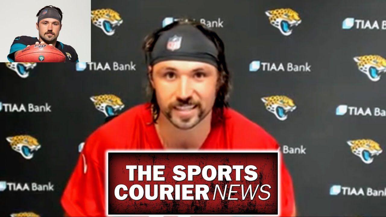 Jaguars Gardner Minshew On Leonard Fournette Being Starting Qb In 2020 Jaguars Leonard Training Camp