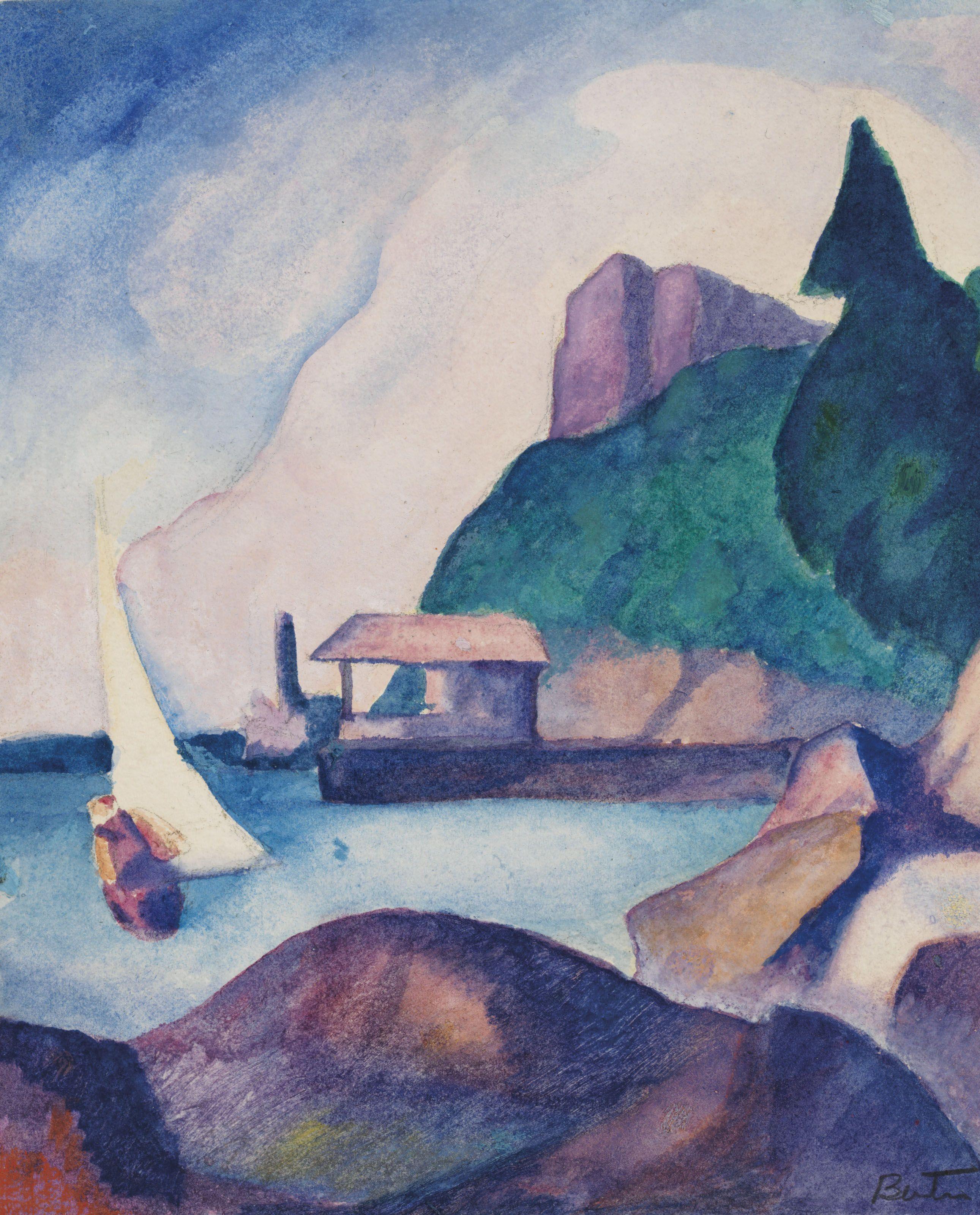 Thomas Hart Benton 1889 1975 Thomas Hart Benton Artist Painting