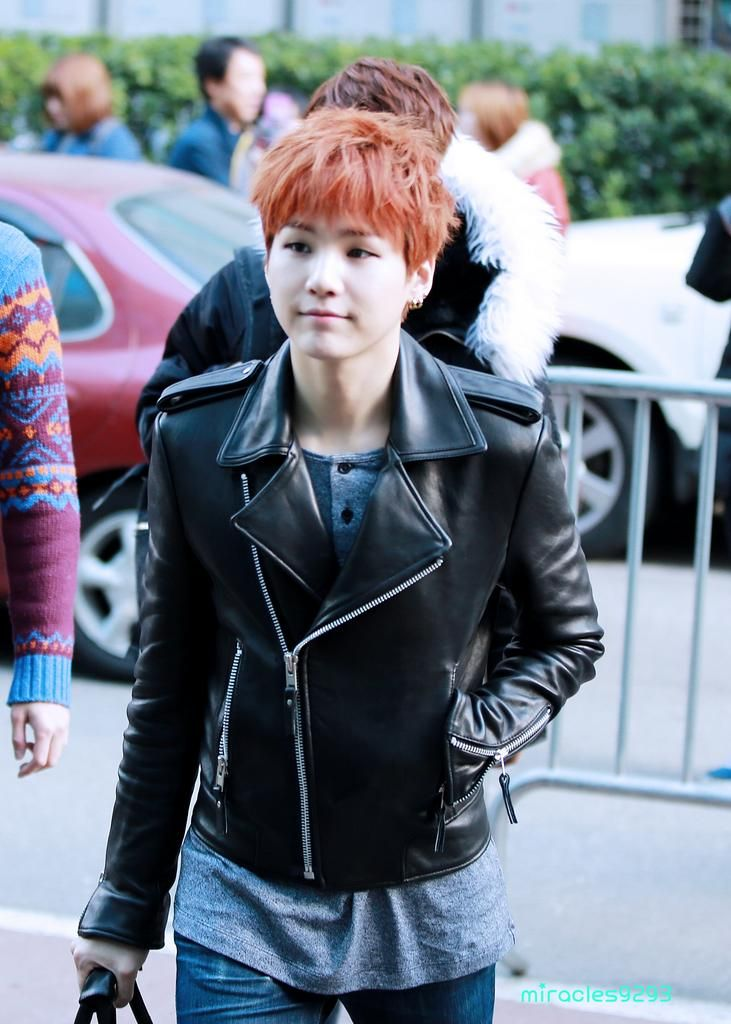 [Picture/Fansitenap] BTS at The 16th Korea – China Song Festival at Yeouido KBS Hall Part 1 [141126]   btsdiary