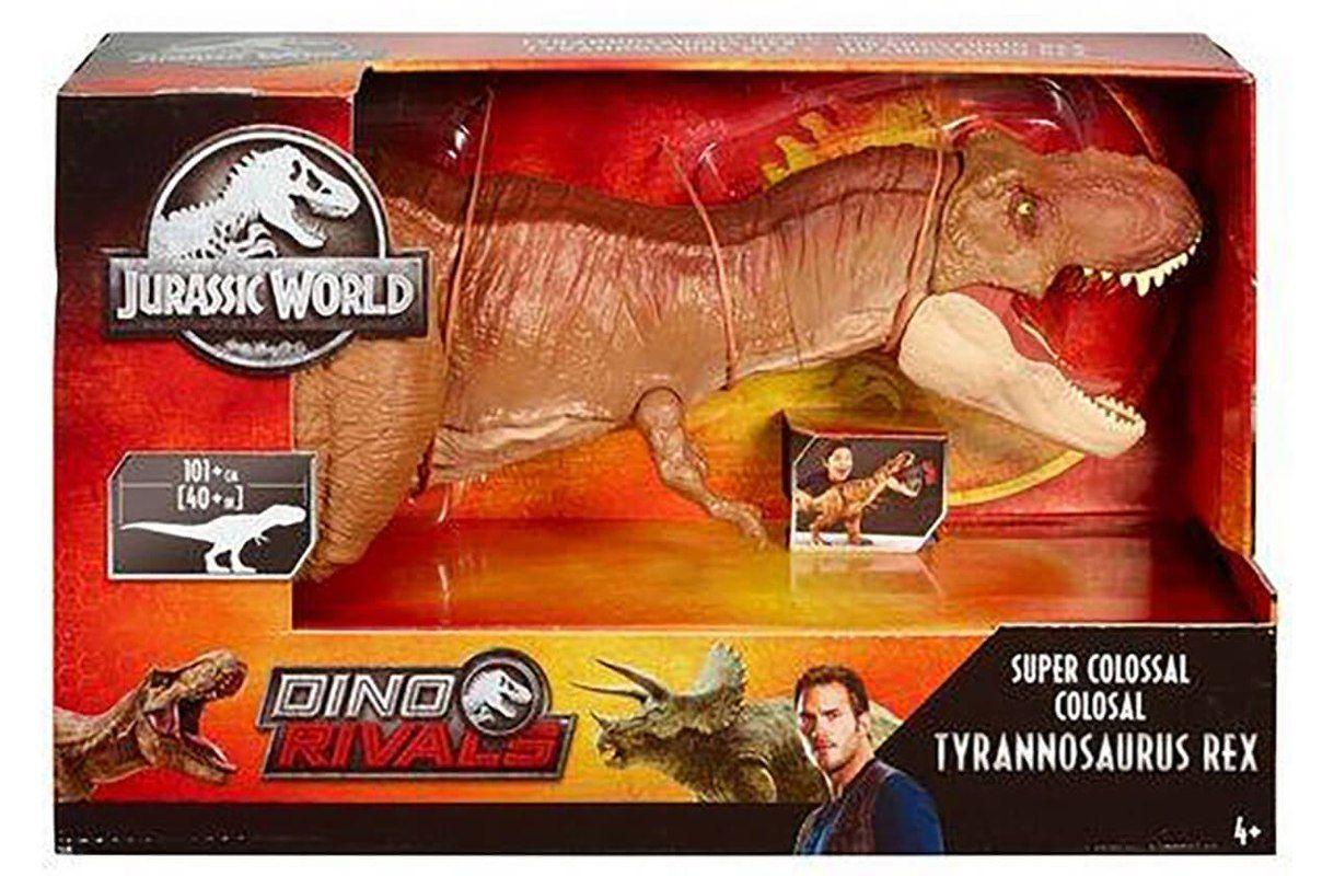 Super Colossal Tyrannosaurus rex in 2020 Jurassic world