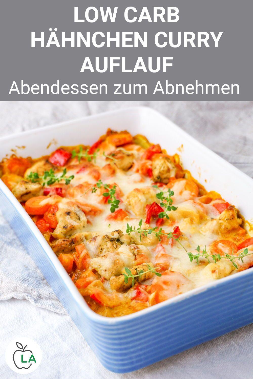 Photo of Hähnchen Curry Auflauf – Low Carb Rezept