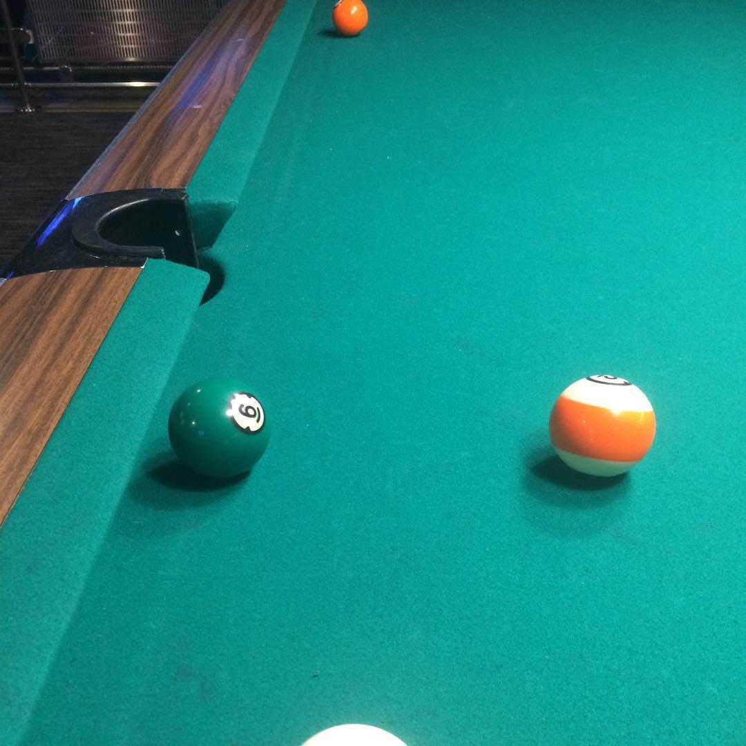 Pool Party With Friends At Round 1 Pool Party Billiard Table Billiards