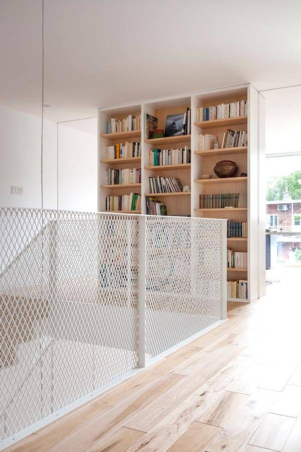 Wire mesh balustrade – Bright, ventilating and other advantages…