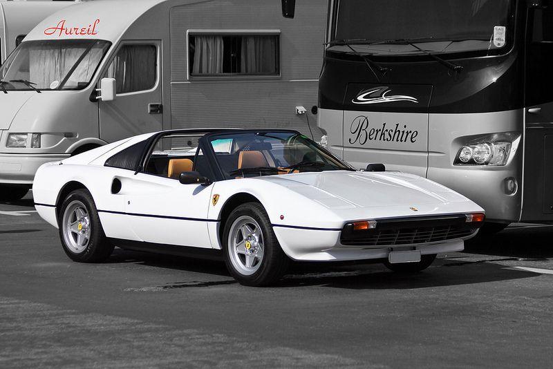 308GTS Ferrari, Vintage cars, Automobile