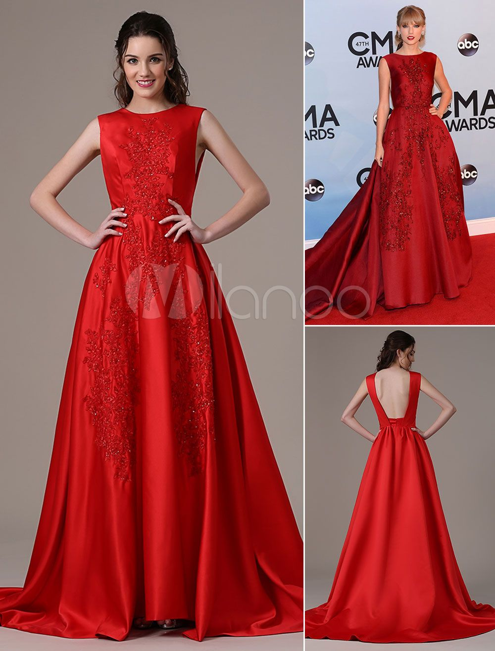 Taylor Swift CMA Cutout Red Ball Gown | Dresses | Pinterest | Taylor ...