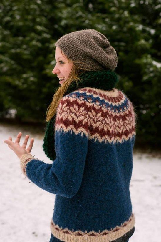 Captain Iceland Lopi By Elizabeth Pinterest Fair Isle Knitting