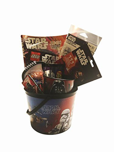 Lego star wars gift basket perfect for easter get well birthday and lego star wars gift basket perfect for easter get well birthday and other occasions gluten free negle Choice Image