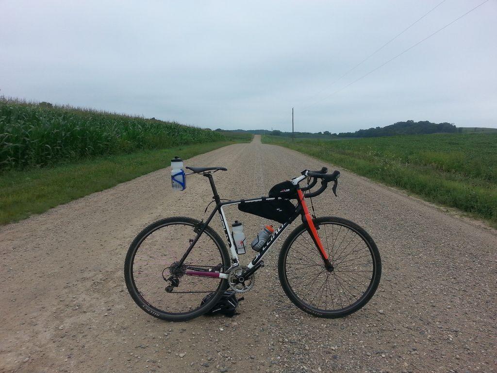 Treefools Cyclocross Bikepack Lightweight Tour Bicycle