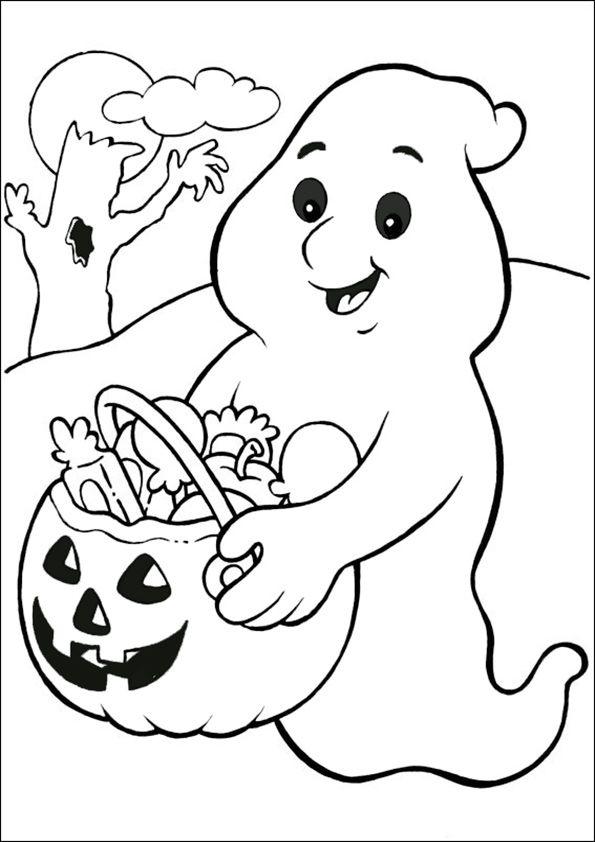 halloween malvorlagen - ausmalbilder für kinder