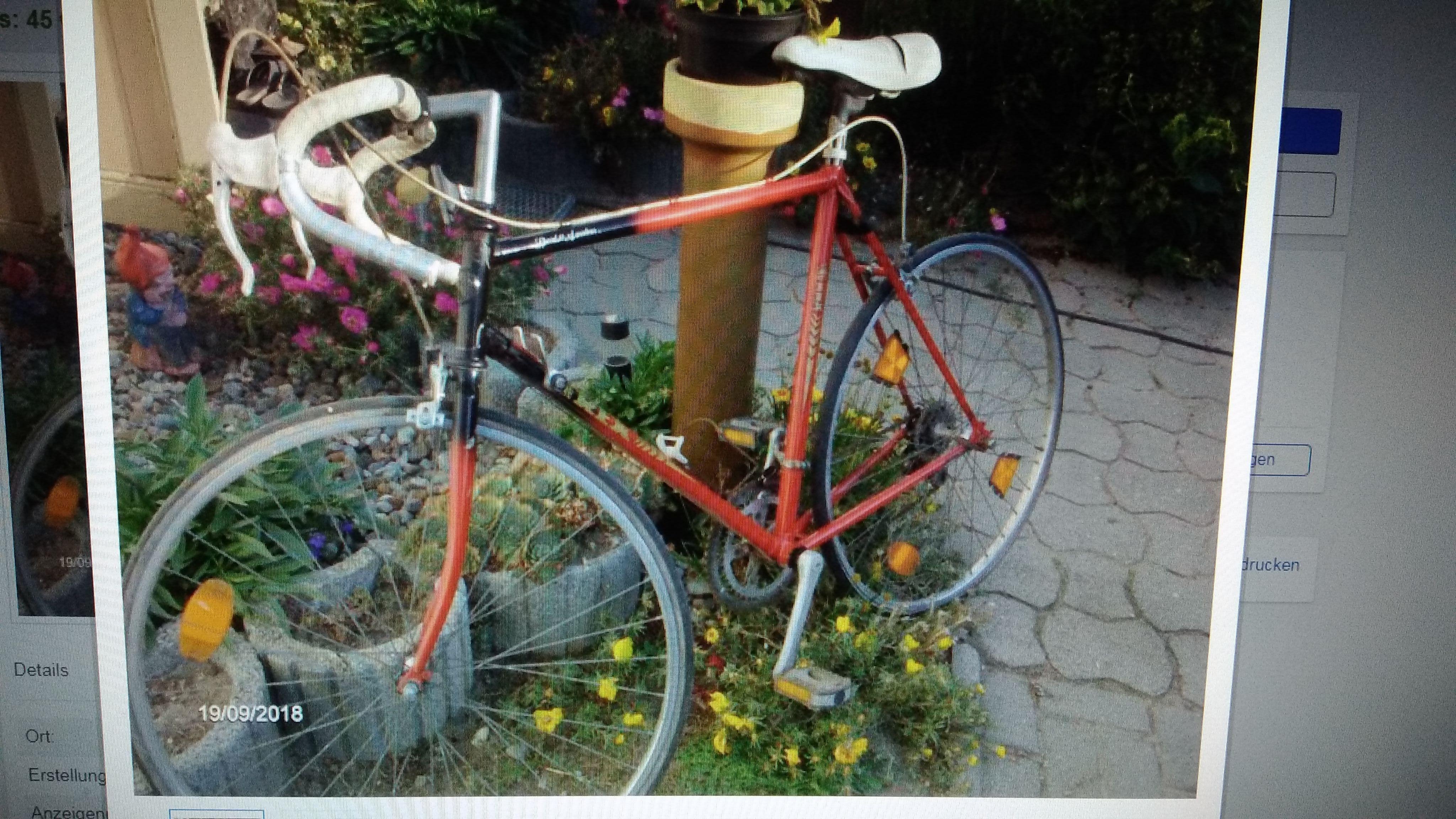 I Restored A Vintage German Racing Bicycle Handmade Crafts