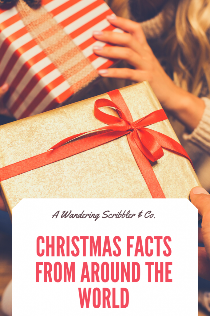 Christmas Facts from Around the World Christmas trivia