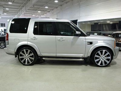 Landrover Discovery 3 HST Body kit | Car crush | Range rover