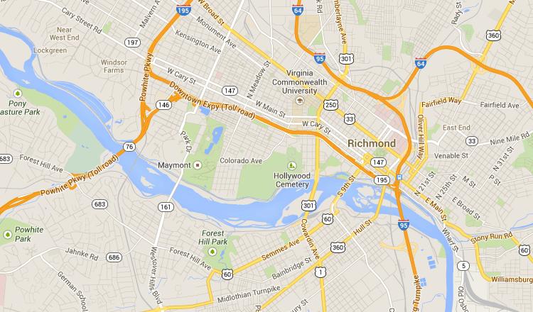 Richmond Va Neighborhoods Map Best Worst Neighborhoods Guide