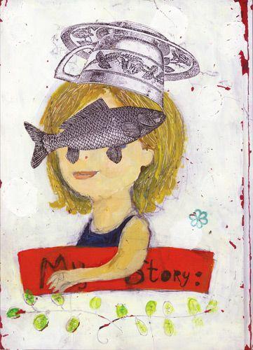 Aya Gordon Noy - Illustrator