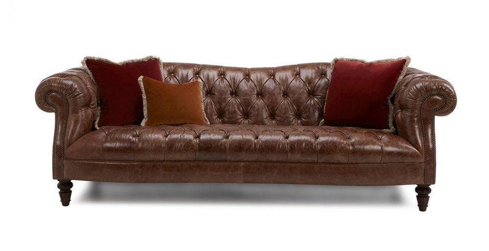 Palace Leather Grand Sofa Palace Leather Dfs Ireland House
