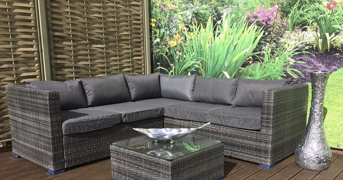 Ideas For Outdoor Furniture Corner Sofa In 2020 Rattan Corner Sofa Corner Sofa Set Garden Sofa Set