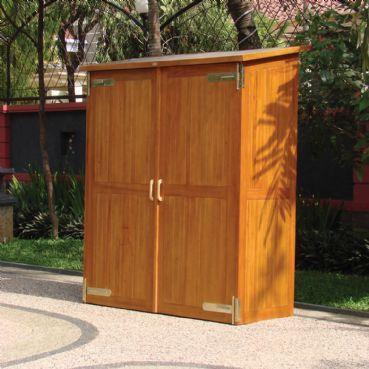 Tuin Hardwood Garden Cabinet Montevideo With Images Garden