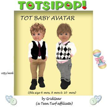 TOTSIPOP! TOT Baby Clothing Fashionable Baby Boy
