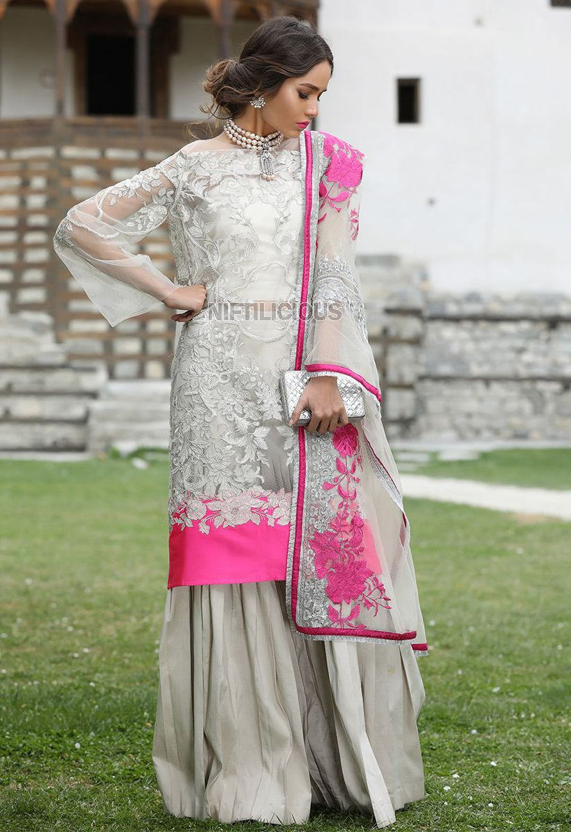 1cdf34fb3e Sana Safinaz Muzlin Eid & Luxury Collection 2018 | Pakistani Fashion ...