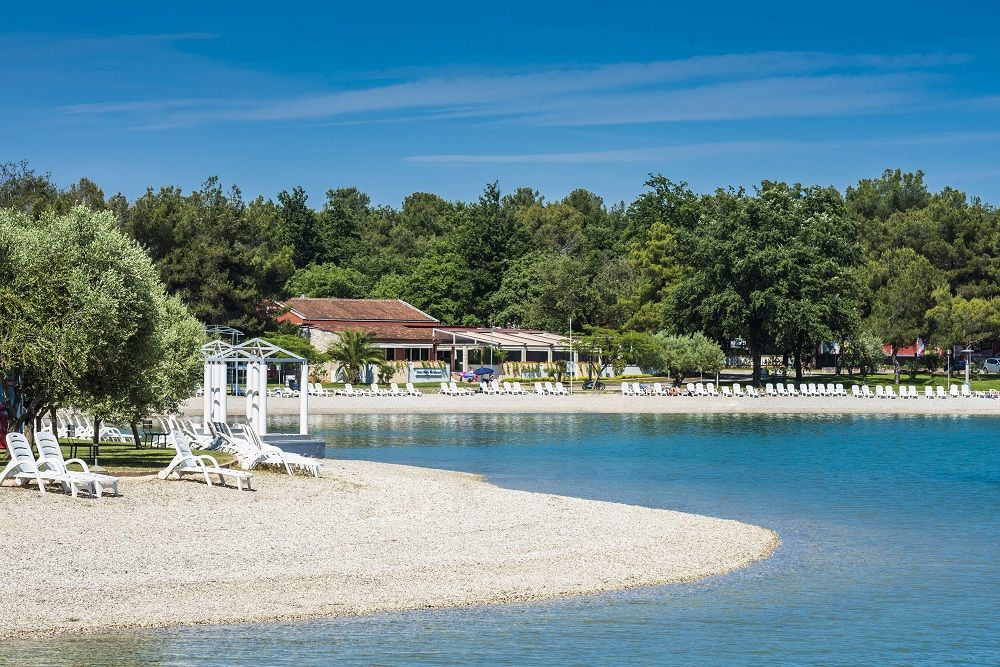 Laguna beach Stella Maris Resort Laguna, Istria