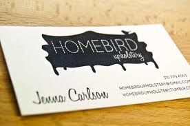 Upholstery Business Card Business Cards Letterpress Business