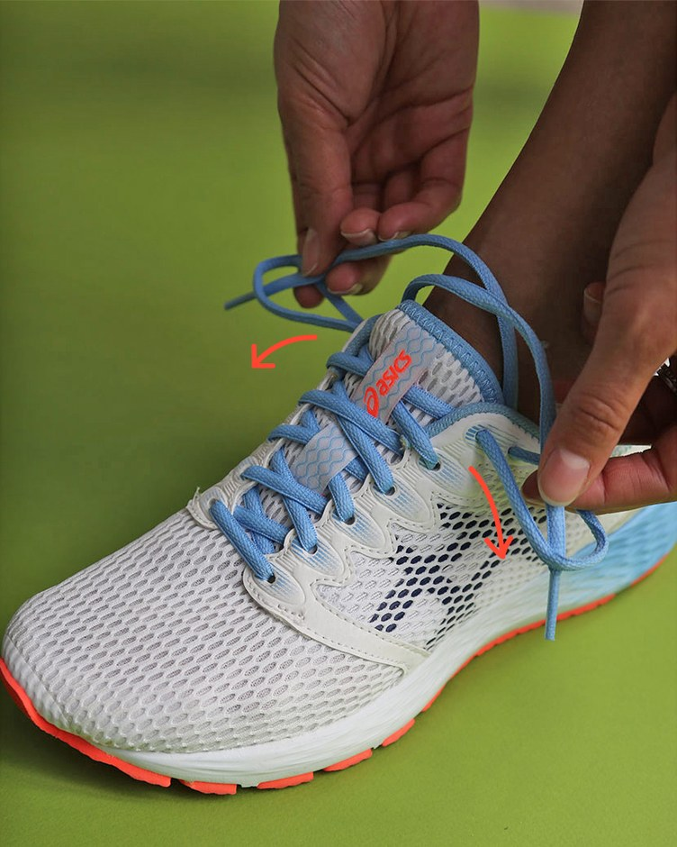 4 Cool ShoeLace Styles | Shoelace tutorials | Ways to lace
