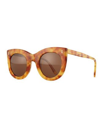04518504037 Boca+Cat-Eye+Sunglasses