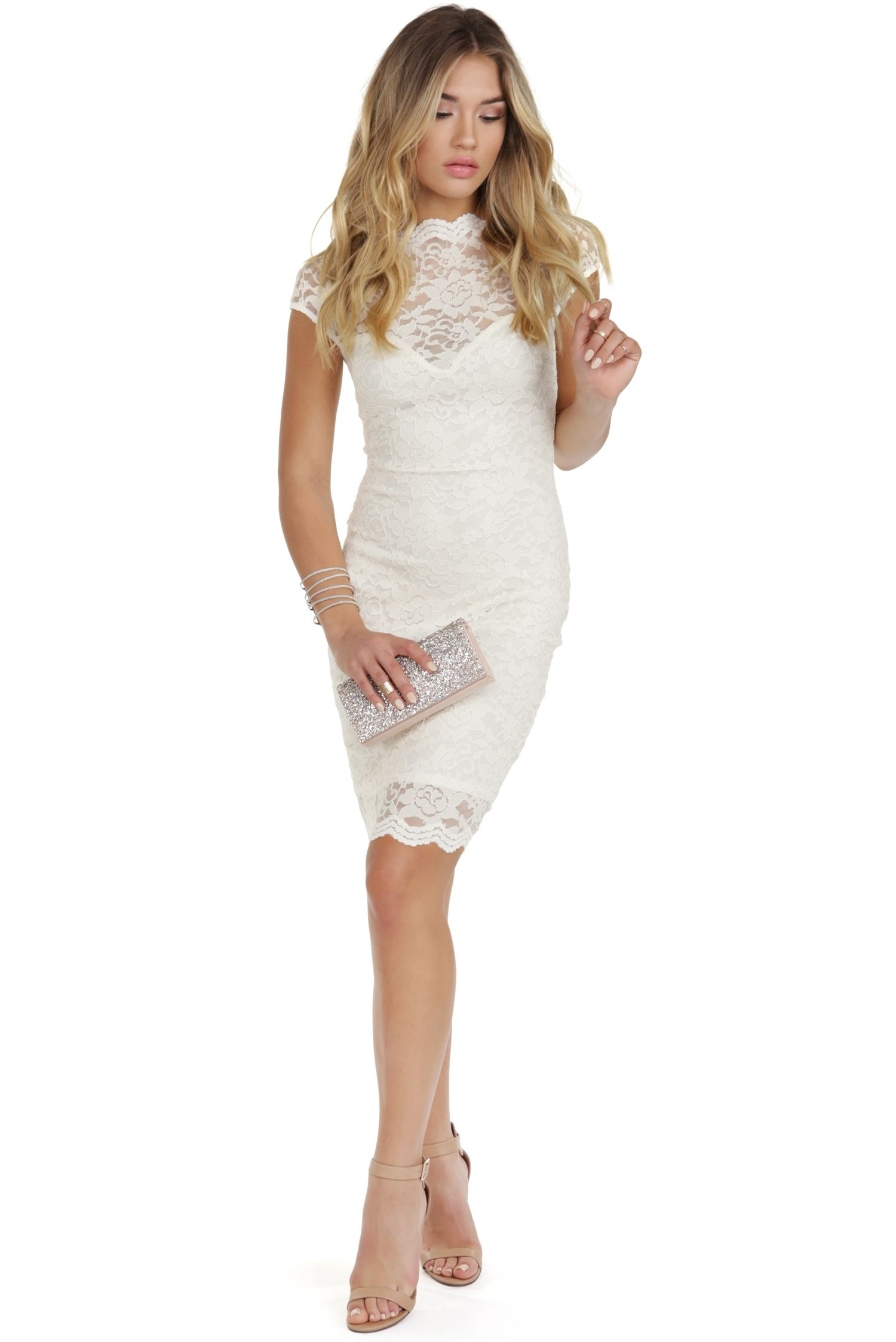 Final sale laura white lace formal dress white lace formal and