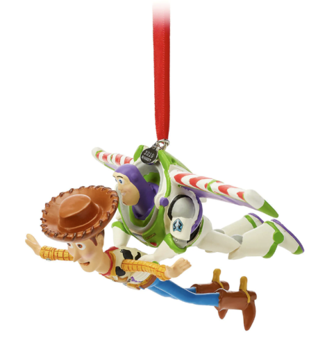 Disney 2019 Toy Story Buzz And Woody Sketchbook Christmas Ornament New With Tag 465061591001 Eb Sketchbook Ornaments Woody And Buzz Woody Toy Story