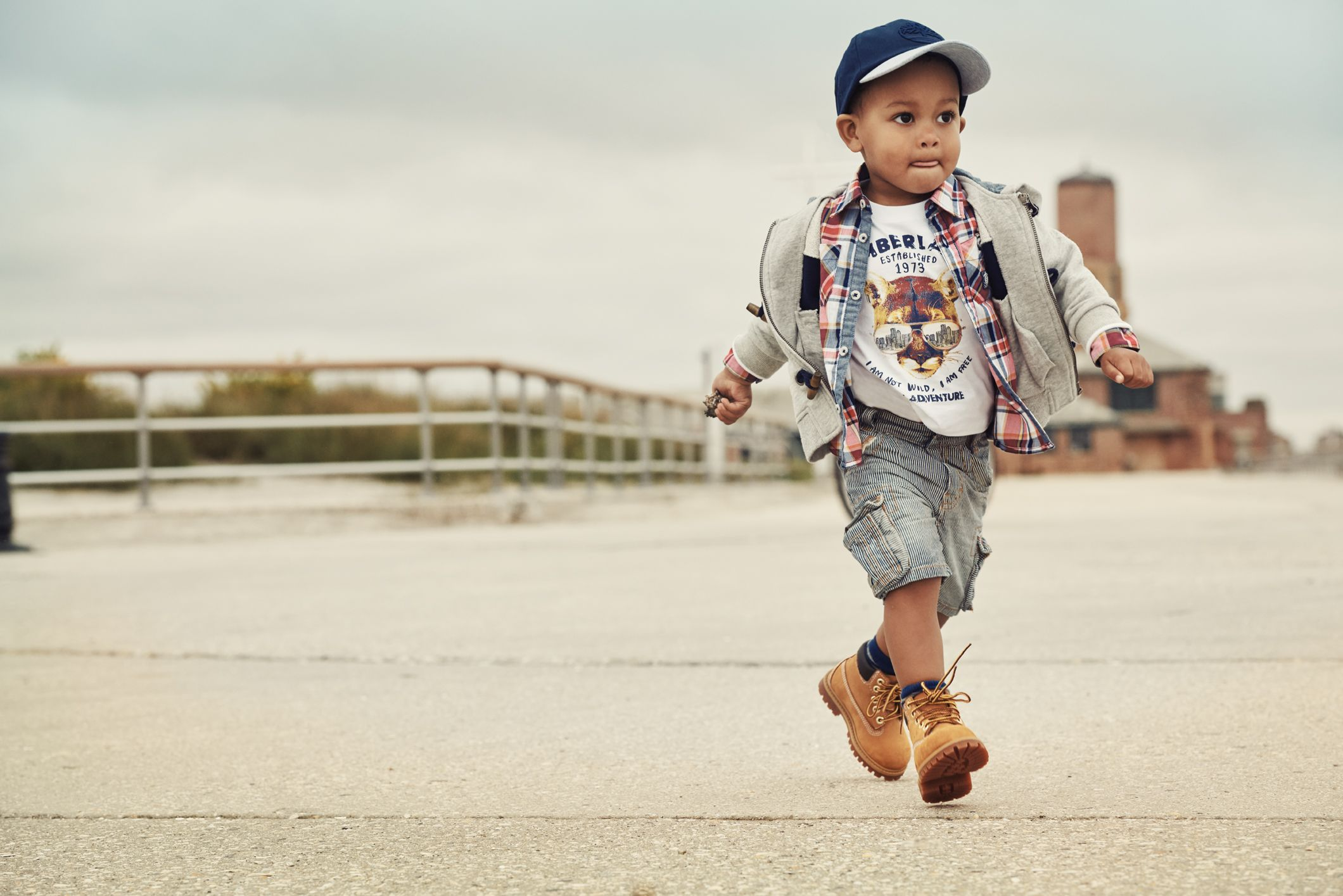 Attitude is everything !! Timberland for Kids Spring