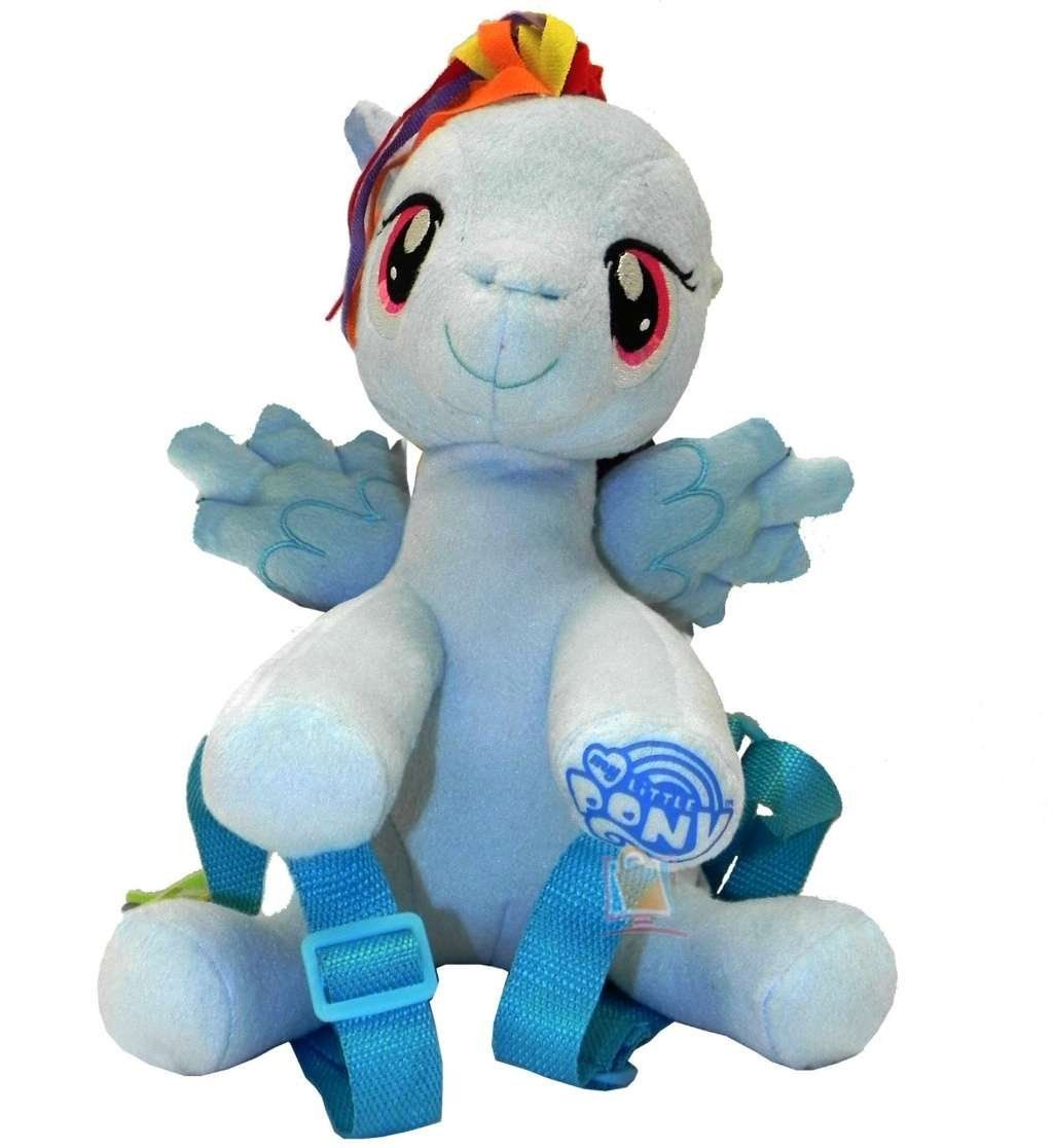 My Little Pony Backpack Rainbow Dash Plush Toys Gift set