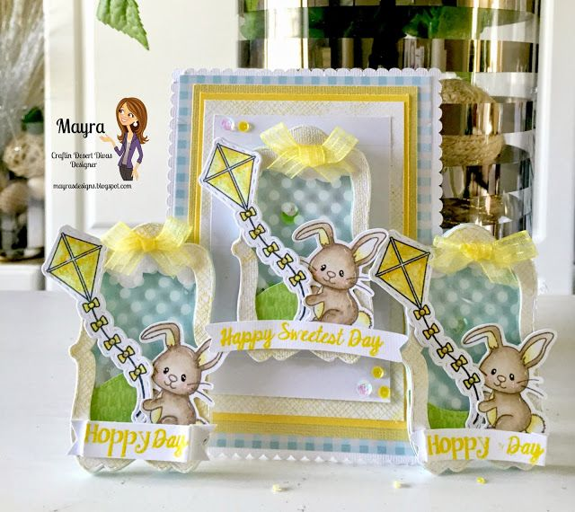 Mayras Designs: CDD Day 1 May Sneak Peek ....