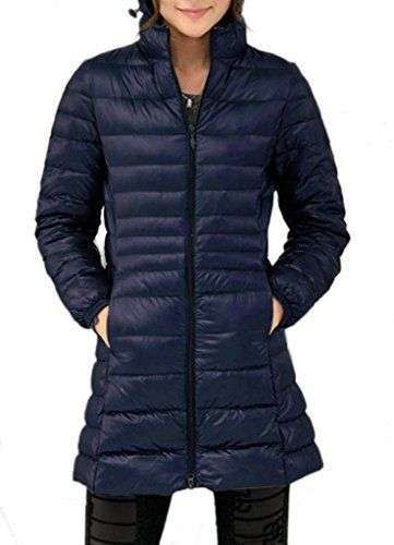 Cloudy Arch Women's Winter Outwear Light Down Coat Hooded Jacket