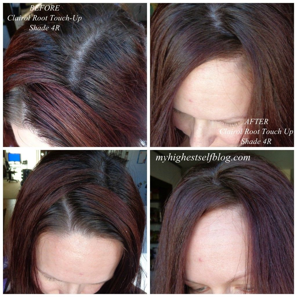 Clairol Root Touch Up Before And After Click Thru For Full Review
