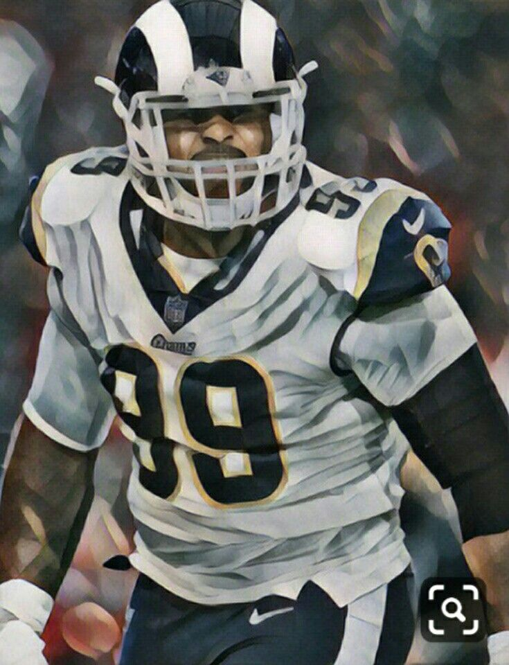 The Beast (With images) Los angeles rams, Nfl football