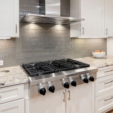 White Galaxy Granite Home Design Ideas, Pictures, Remodel And Decor