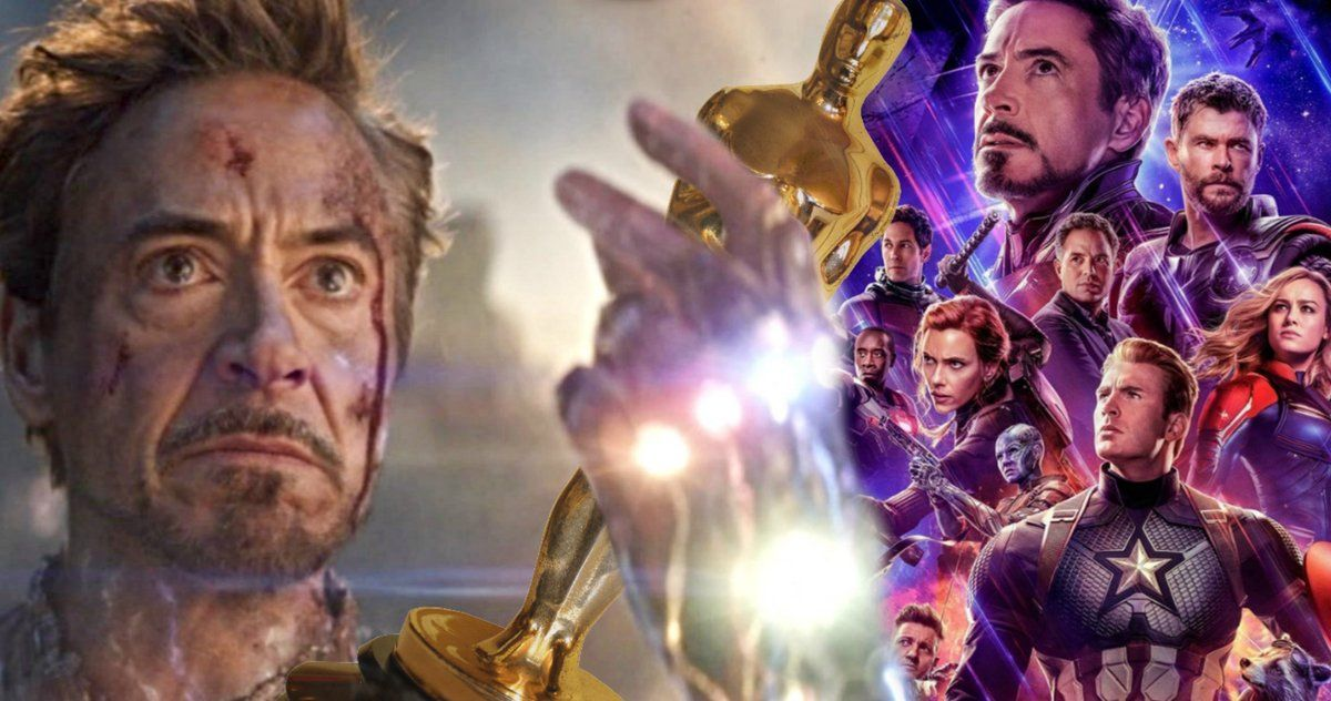 Avengers Endgame Oscars Campaign Begins Could Robert Downey Jr