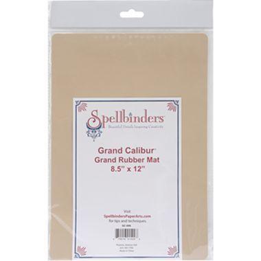 Spellbinders® Grand Calibur Rubber Mat - jcpenney 536 rub.