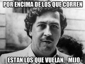 Relativ 16 frases que llevaron a Pablo Escobar Gaviria a ser el  DO61