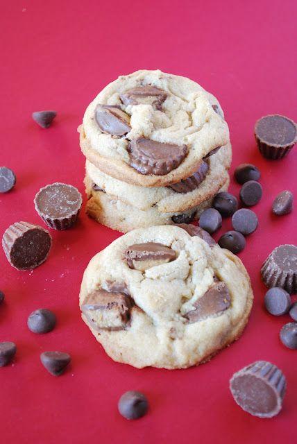 peanut butter cookies.. julian would love ;)