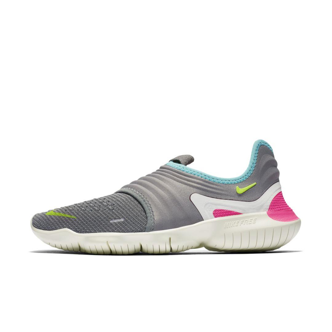 Nike Free Rn Flyknit 3 0 Women S Running Shoe Size 6 Gunsmoke In 2019 Products Running Women Running Shoes Shoes