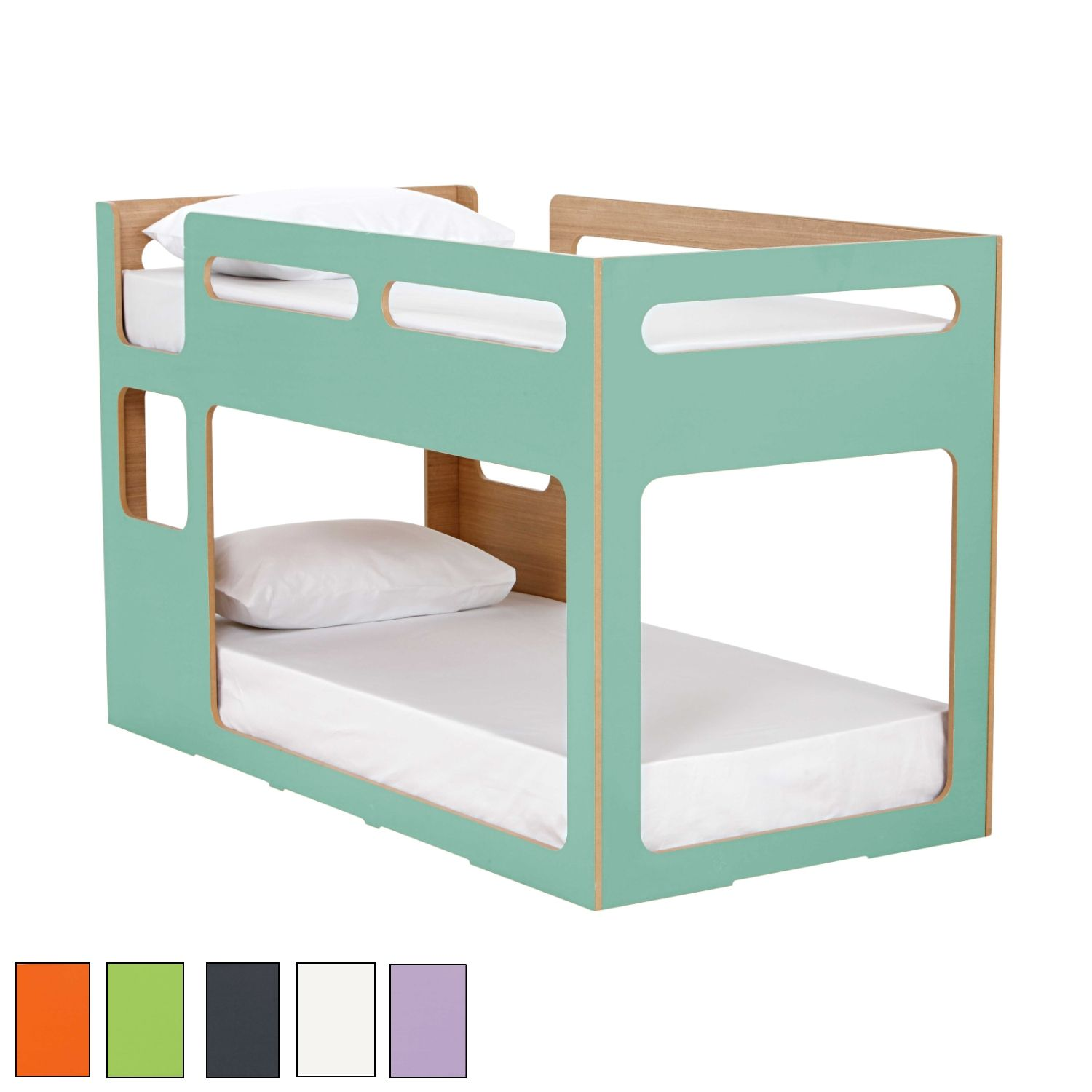My Place Bunk Exclusive To Domayne In Two Hot New Colours