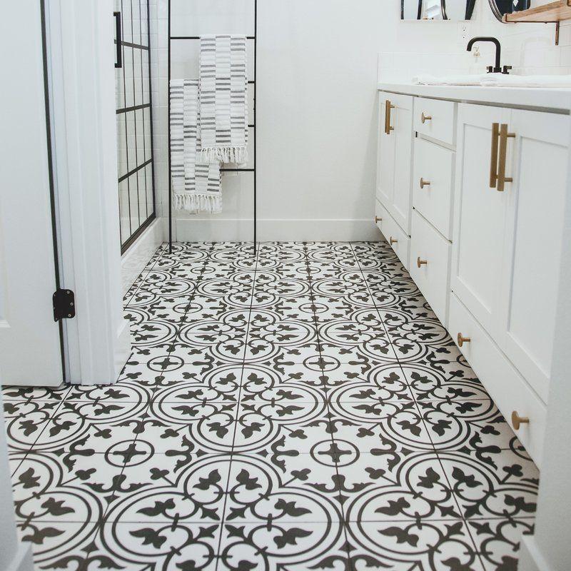 porcelain field tile