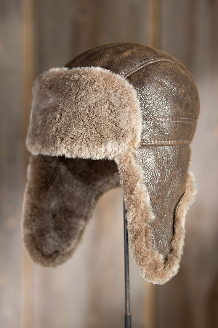 41b1427ec72 Our classic sheepskin trooper gives you everything you expect from a rugged  and handsome winter hat. Free shipping + returns.