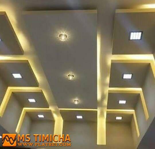 decoration maison interieur | Ceiling design | Ceiling ...