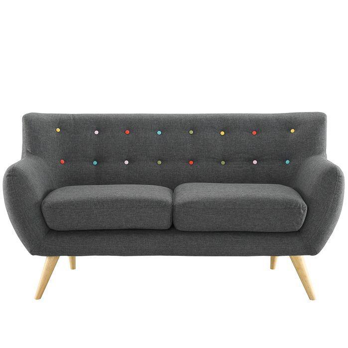 Swell Remark Loveseat Room Revamp Furniture Modern Sofa Gray Ibusinesslaw Wood Chair Design Ideas Ibusinesslaworg